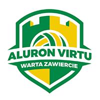 Logo Aluron CMC Warta Zawiercie