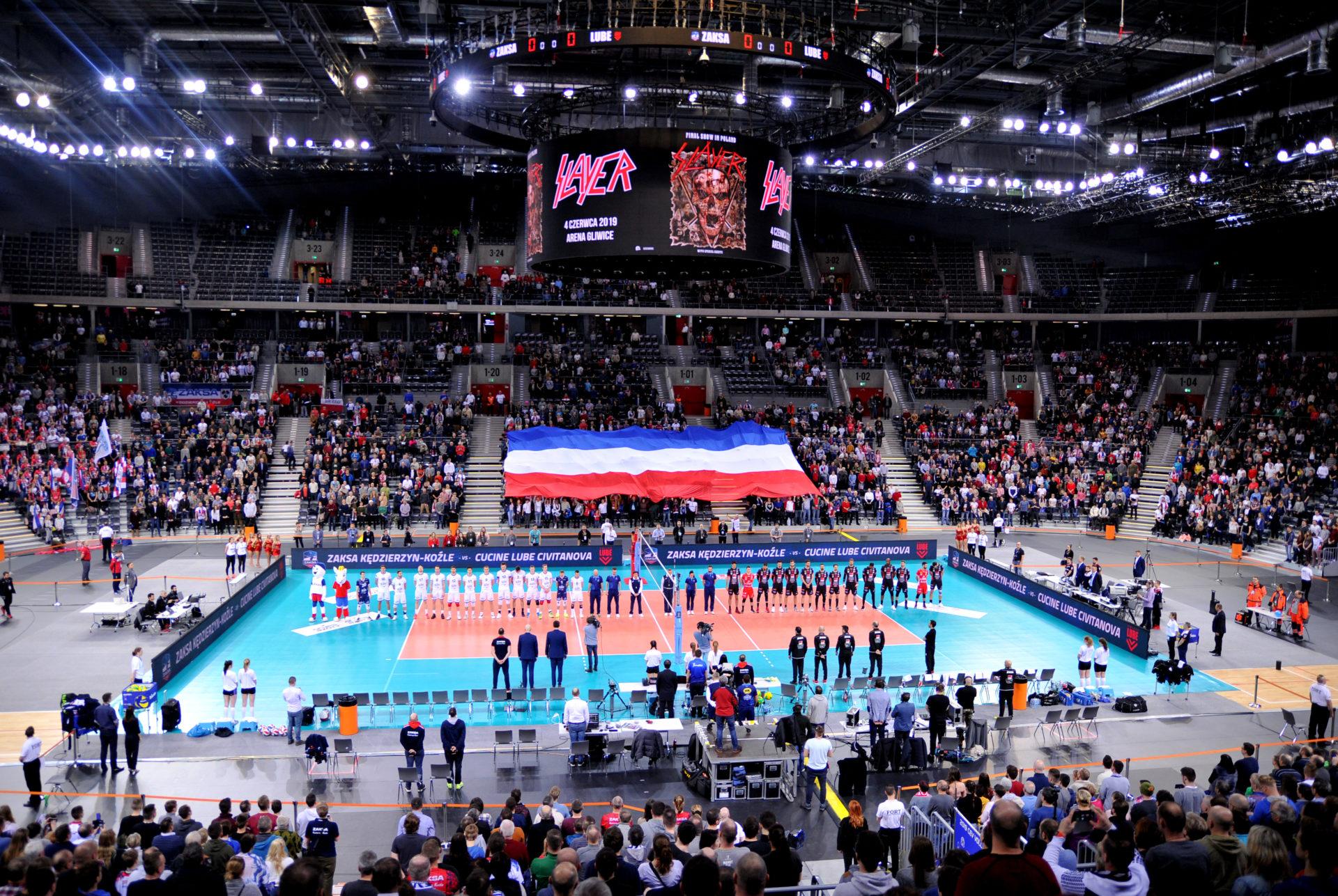 Superpuchar Polski 2019 zagramy w Arenie Gliwice
