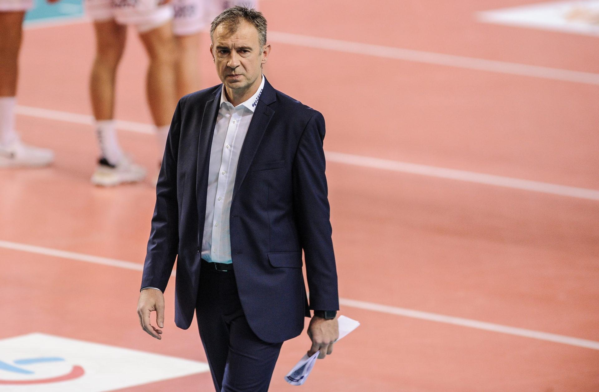 Nikola Grbić: Musimy się zresetować