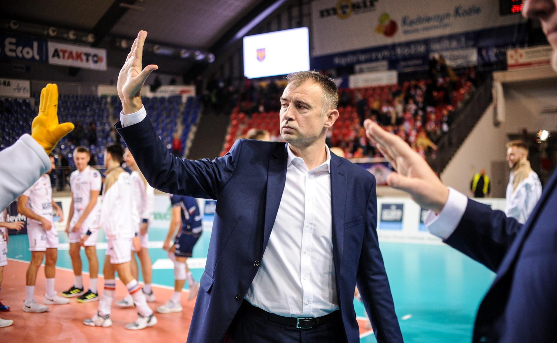 Nikola Grbić: Dla mnie są mistrzami