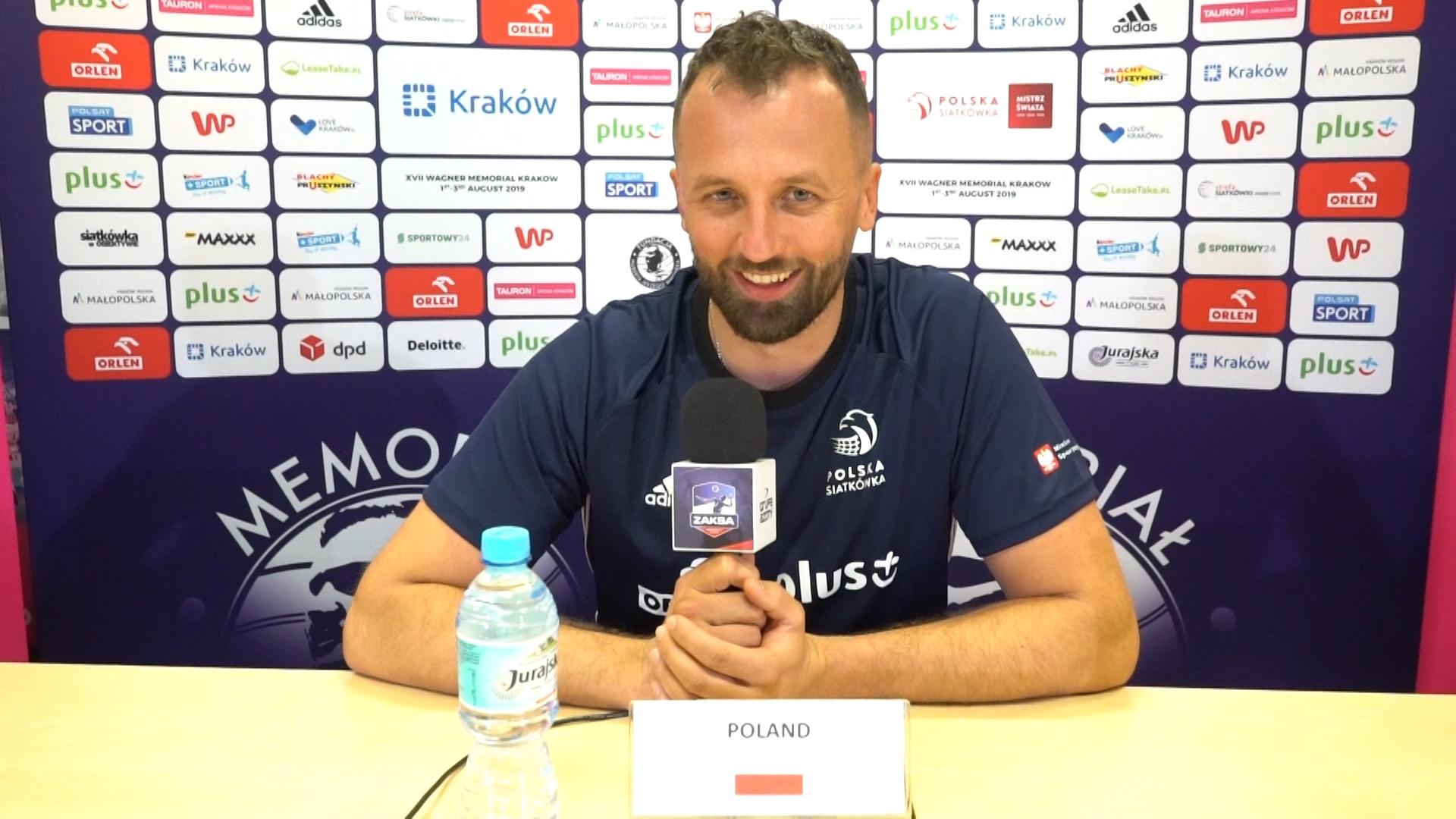 Paweł Brandt: Polska siatkówka kwitnie