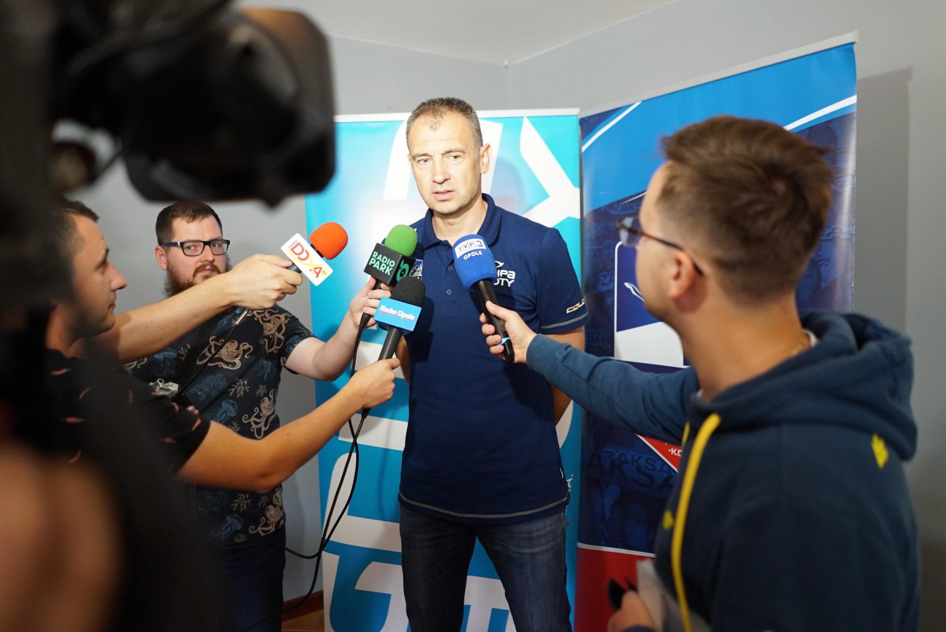 Nikola Grbić: Pierwsze wrażenie jest dobre
