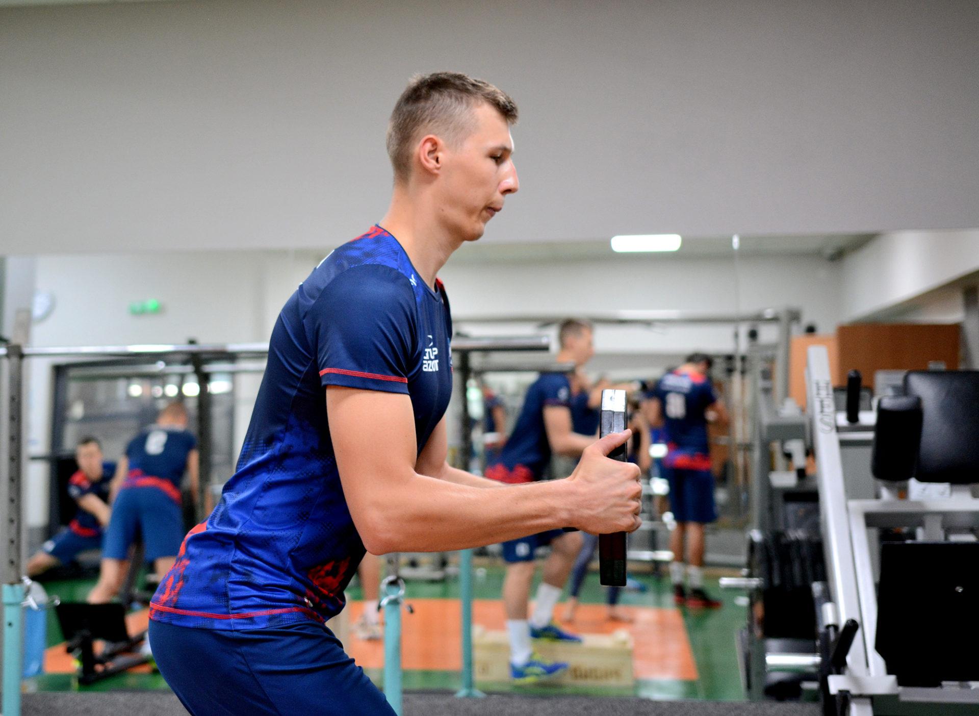 Rafał Szymura: Mamy czas, aby doprowadzić wszystko do perfekcji