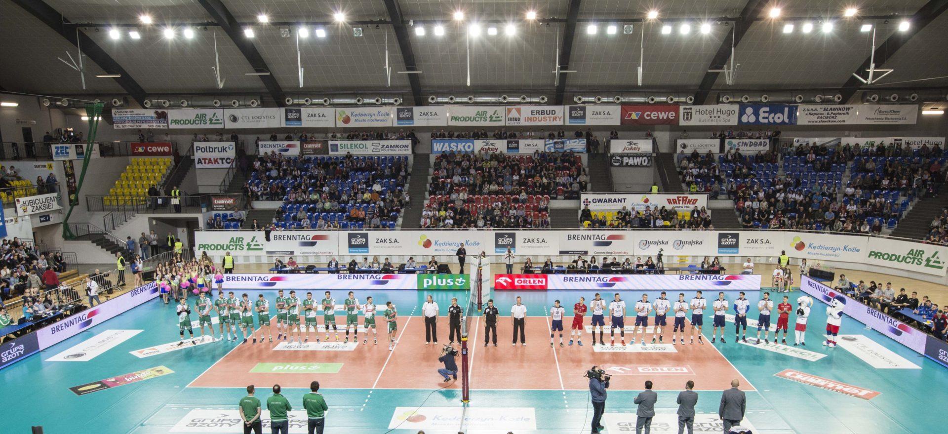 ZAKSA wygrywa z Indykpolem  AZS Olsztyn 3:0!