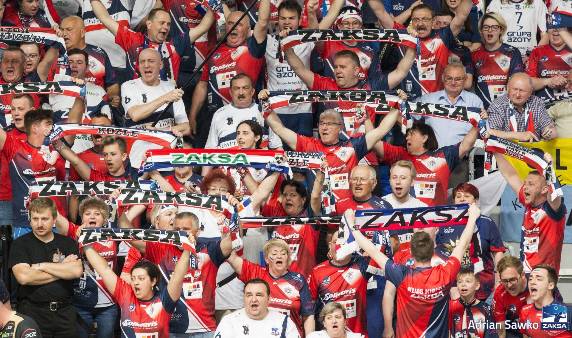 Rozpoczynamy przedsprzedaż karnetów na mecze ZAKSY w sezonie 2018/2019