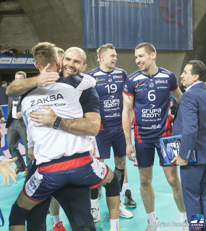 Dominik Witczak: Zwyciężyliśmy jako drużyna
