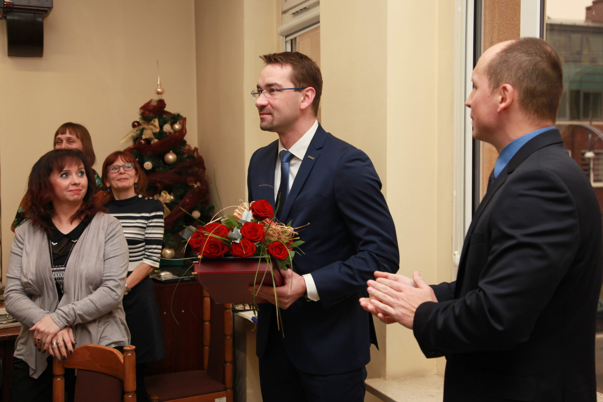 Sebastian Świderski wyróżniony tytułem Zasłużony dla Miasta Kędzierzyn-Koźle