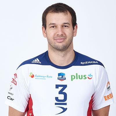 Dominik Witczak wypożyczony do Asseco Resovii Rzeszów.