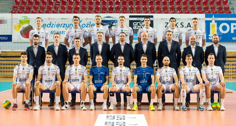 Grupa Azoty ZAKSA Kędzierzyn- Koźle pierwszym uczestnikiem Volleyball Champions Memorial