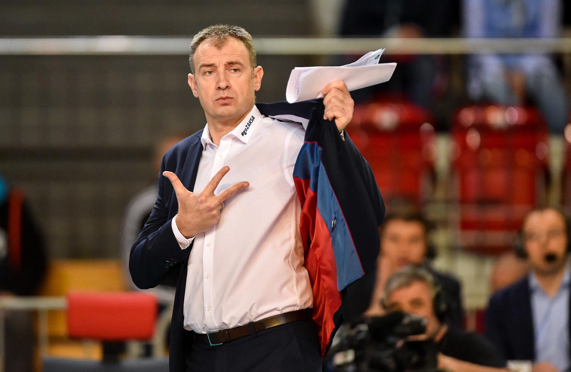 Nikola Grbić: Od teraz musimy być ostrożni