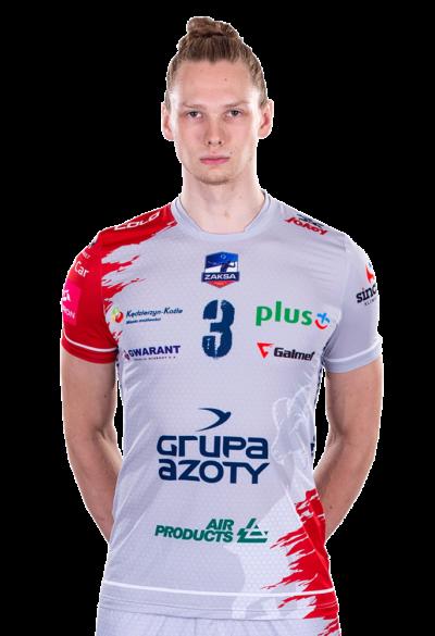 Jakub Kochanowski - ZAKSA Kędzieżyn Koźle