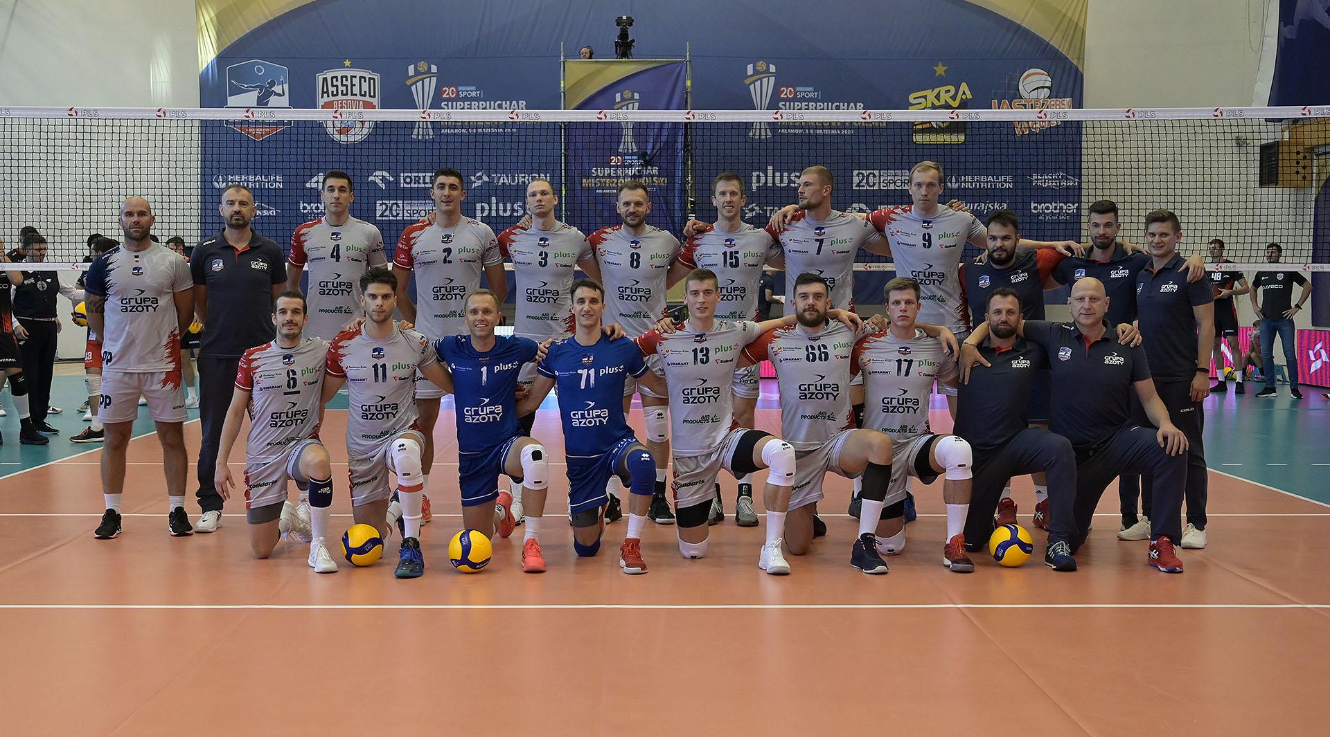Superpuchar Mistrzów Polski 2020: ZAKSA w finale!