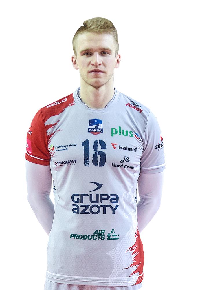 Zawodnik Dominik Depowski