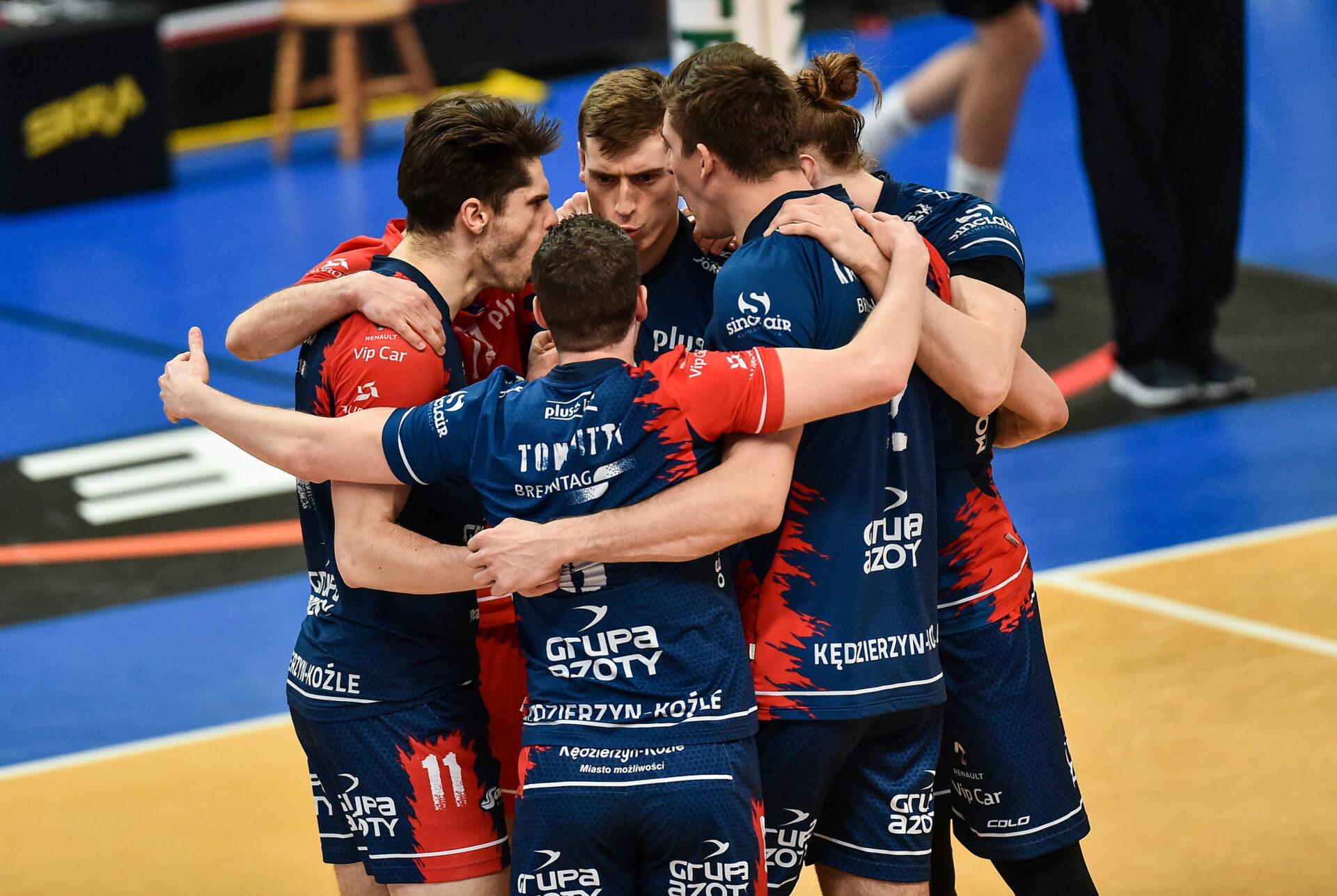 Walka o finał przedłużona, rywalizacja wraca do Kędzierzyna-Koźla